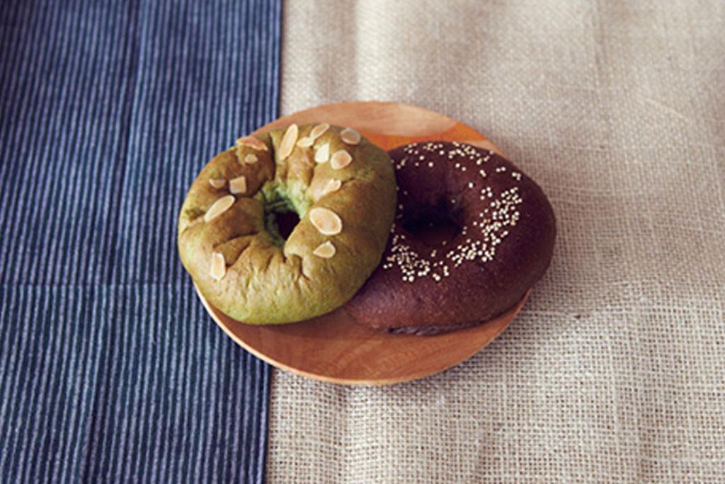 キュートなリング型のふすまパン「フスボン(Fusubon)」