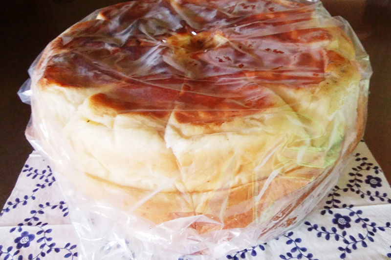 くるみ鍋パン