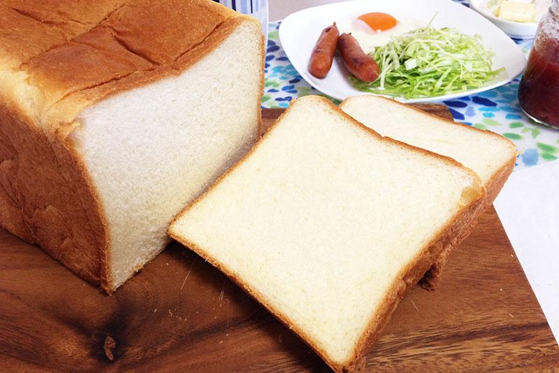 成田ゆめ牧場 過激な牛乳食パン