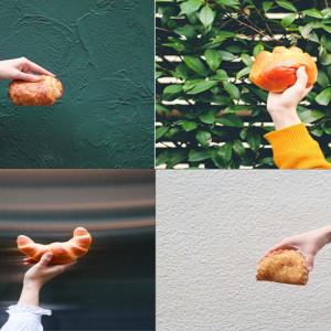 パン×ミニマリズムでオシャレに魅せる!Instagram人気投稿4選