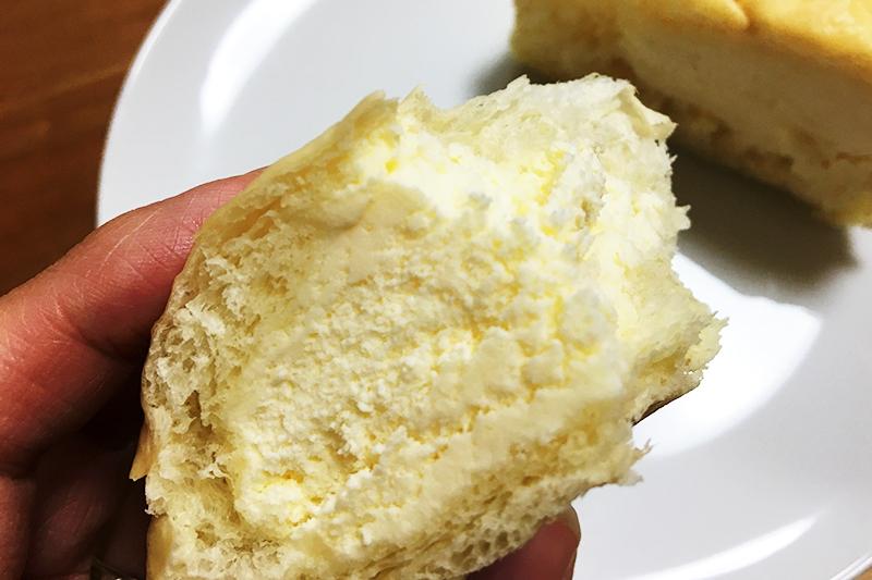 生クリームパン ヒルナンデス