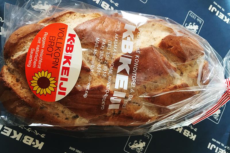 ドイツパン 東京