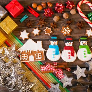 クリスマスプレゼントは用意した?  まだの方は必見! かわいいパングッズ