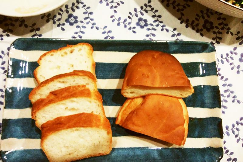米粉パン グルテンフリー