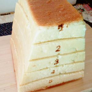 跳び箱の形が可愛い!SNSでも話題のパン・Pain de Singeのとびばこパン【お取り寄せ】