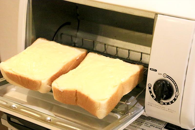 一般的なトースターです