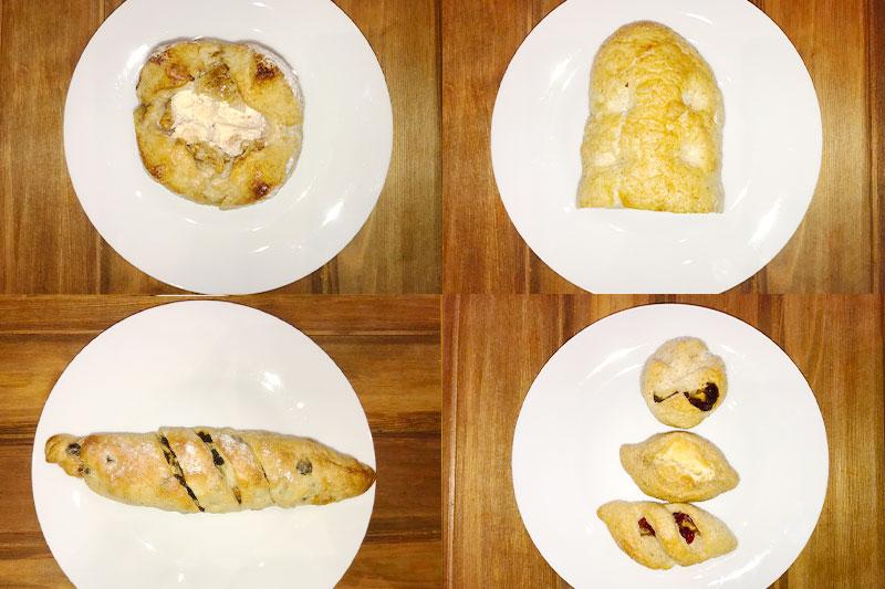 オーバッシュクラスト パン