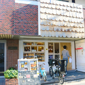 甘~いパンで一休み♪江古田パン屋カフェ!LOQUACE(ロクアーチェ)