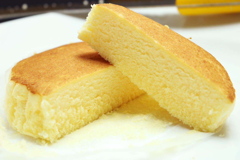 蒸しパン 冷凍