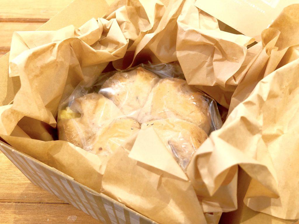 ドゥース~十勝いちご&ジャージー~を箱から開封