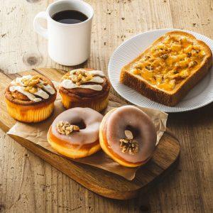 タリーズコーヒーに「厚切りトースト ツナチェダーウォルナッツ」が新登場!キャンペーンも
