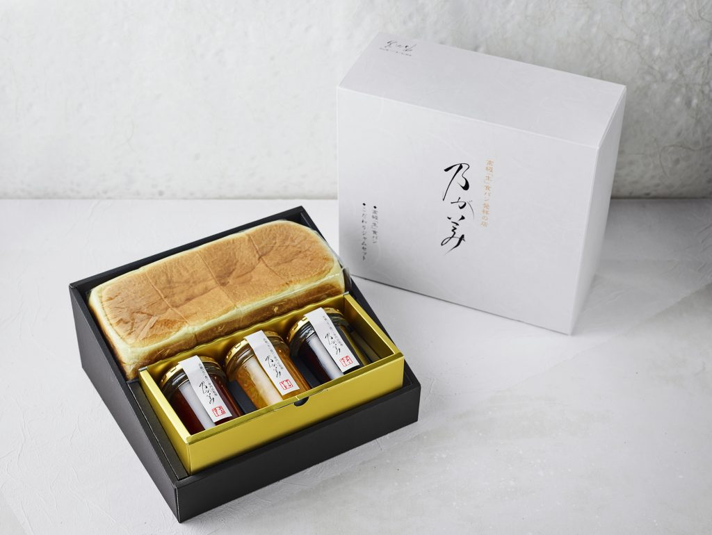 ギフトBOX(大)ジャム3本入りセット 4,434円(税込)