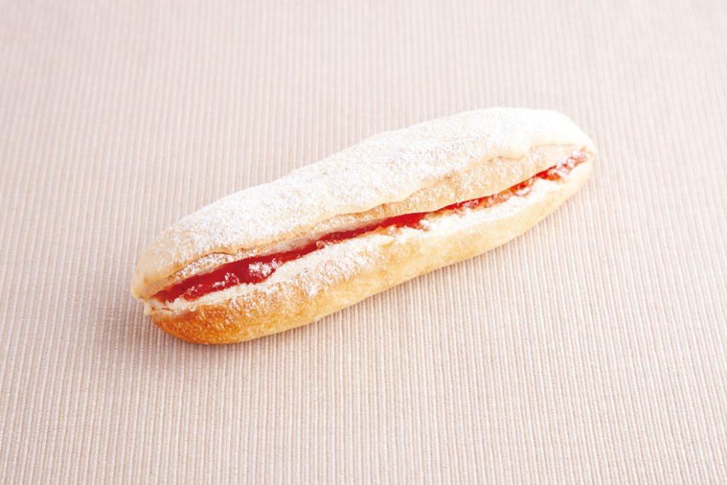 ストロベリーチーズケーキフランス 220円