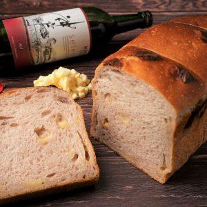 """最高級食パン『神戸ワイン食パン』が""""五つ星ひょうご""""を受賞!"""