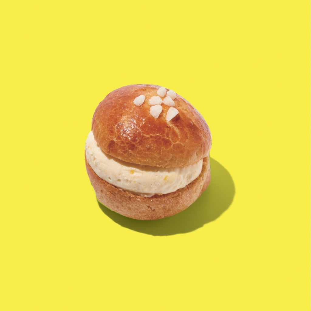 レモンクリームのトロペジェンヌ ¥324