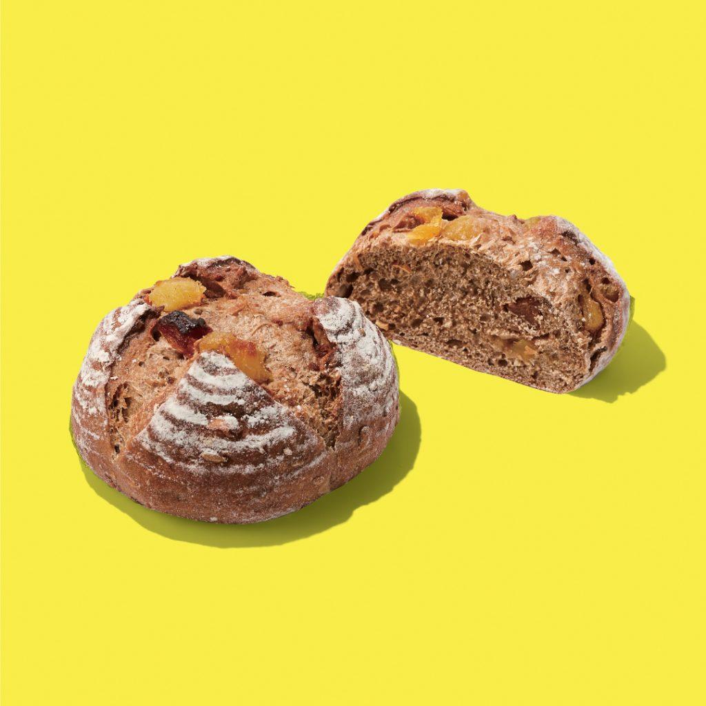 桃とパインのカンパーニュ ¥432