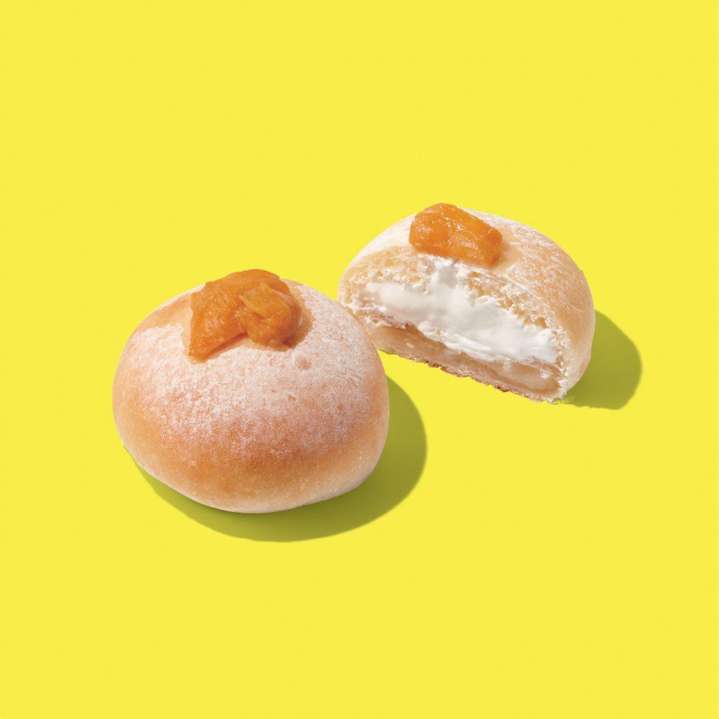 マンゴー大福餡パン ¥303